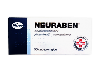 Neuraben 30 Capsule da 100 Mg