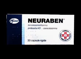 Neuraben 30 Capsule da 100 Mg