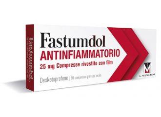 Fastumdol Antinfiammatorio 10 Compresse 25mg