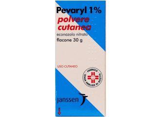 Pevaryl Polvere Cutanea 30 G 1%