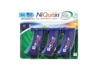 NIQUITIN Mini 60 Past.4mg