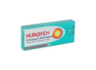 NUROFEN Infl.Raffr.12Cpr F1000