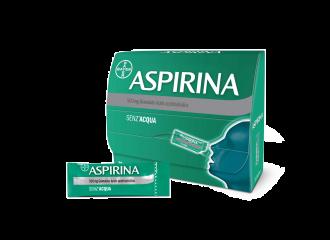 ASPIRINA 20 Buste 500mg