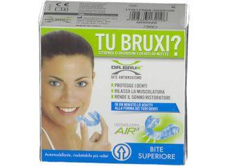 Dr Brux Bite Notte Superiore  Verde