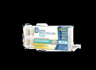 Dermovitamina Proctocare Fast 30 compresse