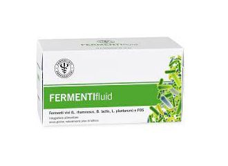 FERMENTIFLUID 10 FLACONCINI X 10 ML