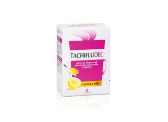 Tachifludec 10 bustine Limone Miele