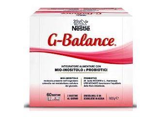 Nestle G-balance 60 bustine