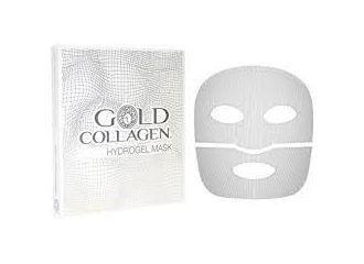 Gold Collagen Hydrogel Mask 4 maschere
