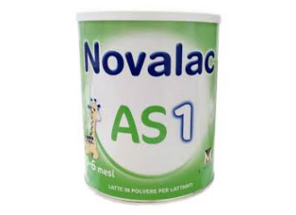 Novalac As 1 Latte Polvere800g