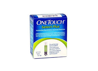 ONETOUCH Select Plus 25 Strisce