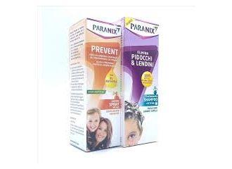 Paranix Shampoo Trattamento+prevention Bipacco
