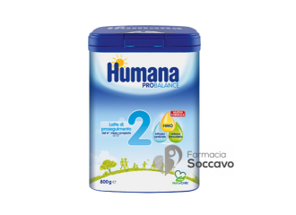 HUMANA 2 PROBALANCE latte in polvere 800 gr