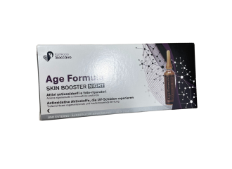 Age formula Skin Booster Night 30 fiale