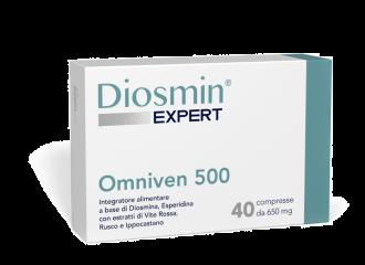 Diosmin Expert Omniven 500 80 Compresse