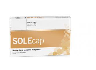 Solecap Integratore Abbronzatura 30 capsule
