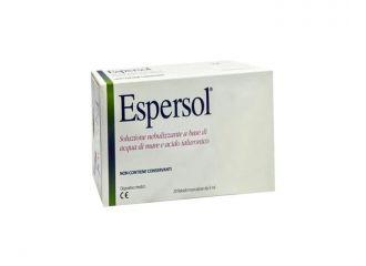 Espersol Soluzione per Aerosol 20 Fiale Monodose 5 ml