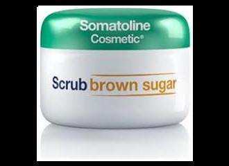 Somatoline Cosmetic Scrub Brown Sugar 350g