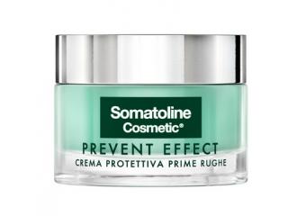 Somatoline Cosmetics Prevent Effect Crema Protettiva Prime Rughe  50 ml