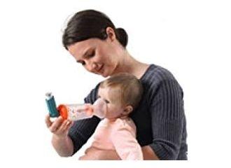 SPATIAL UP Maschera Distanziatrice bambini 2-6 anni Gialla