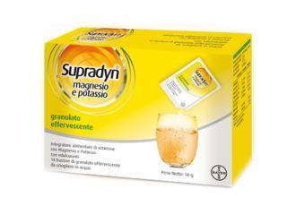 Supradyn Magnesio e potassio 24 bustine