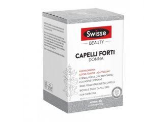 Swisse Capelli Forti D 30 Compresse