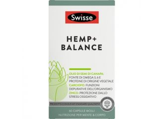 Swisse Hemp Balance 60 capsule