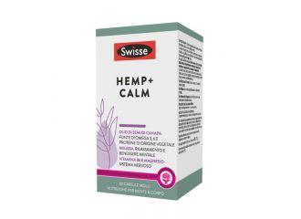 Swisse Hemp Calm 60 Capsule