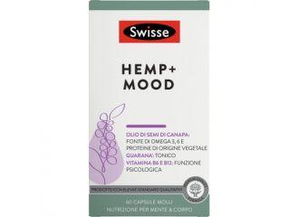Swisse Hemp Mood 60 Capsule