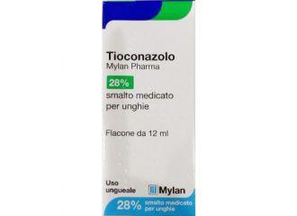 TIOCONAZOLO Smalto Medicato 12mlMYL
