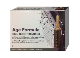 Age Formula Skin Booster Night 10 Fiale
