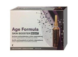 Age Formula Skin Booster Night 10 Fiale