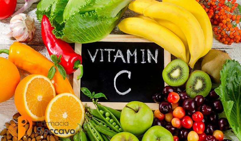 Alimenti più ricchi di vitamina C