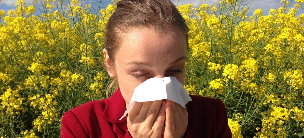 Allergia primaverile: sintomi e rimedi in farmacia