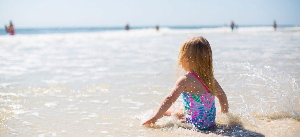 Creme solari per bambini, in spray e latte